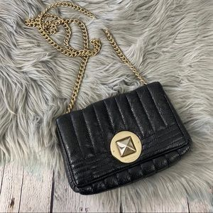 Kate spade soft quilted leather chain bag